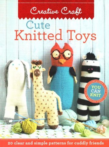 Cute Knitted Toys